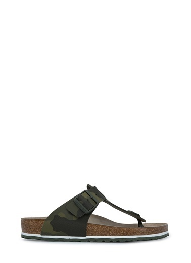 Birkenstock  Medina  Sandalet Erkek Sandalet 1015516 Haki